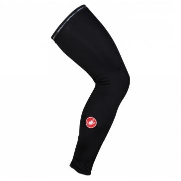 Castelli Leg Skins UPF 50+ Black