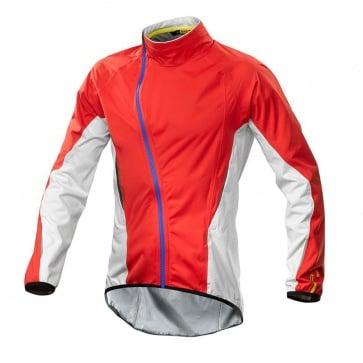 Mavic Cosmic Pro H20 Road Jacket Red