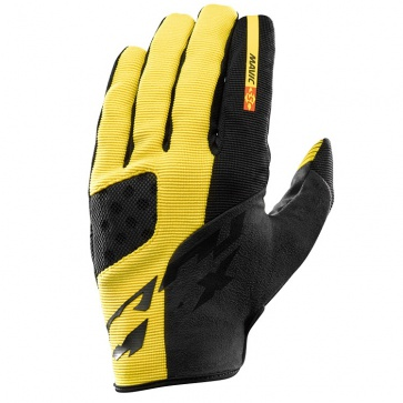 Mavic Crossmax Pro Gloves- Yellow