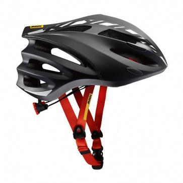 Mavic Ksyrium Elite Helmet Black Red