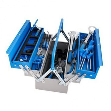 Unior Set of Bike Tools in Tool Box 37 pcs 1600E1N