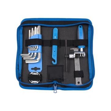 Unior 1600A1 Set of Bike tools 13 Pcs in Bag