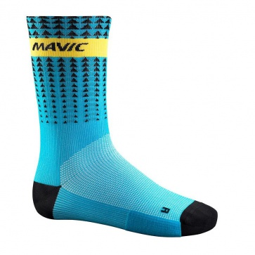 Mavic Haute Route Socks Blue