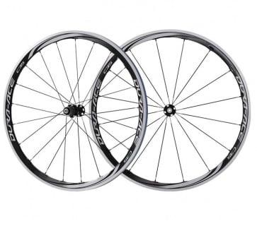 Shimano 700C DURA-ACE WH-9000-C35-CL Carbon Clincher Wheel Set