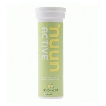 Nuun Active Lemon Plus Lime 10 Tablets