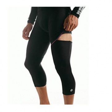 Assos kneeWarmer evo7 Knee Warmers Cycling  Black