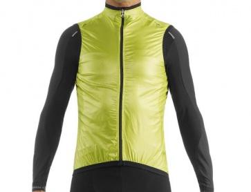 Assos SV. blitzFeder evo7 Cycling Wind Vest Yellow