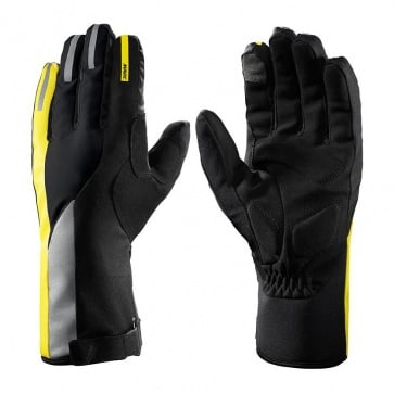 Mavic Vision Thermo Gloves Black