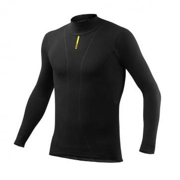 Mavic Cold Ride Plus Long Sleeves Tee Black