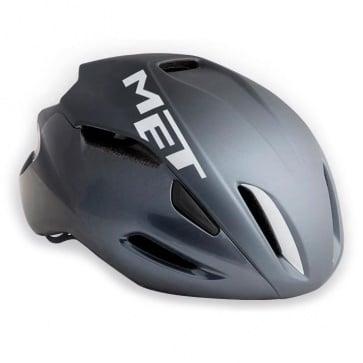 Met Manta Road Bike Helmet-Black White