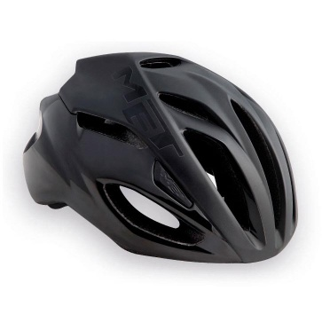 Met Rivale Road Bike Helmet-Black