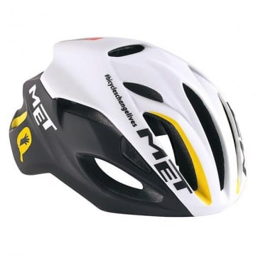 Met Rivale Road Bike Helmet - Mtn Qhubeka Team
