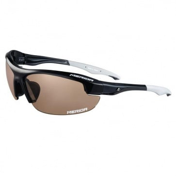 Merida Sunglasses Sport Edition Shiny Black-White
