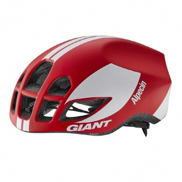 Giant Pursuit Aero Road Helmet Red