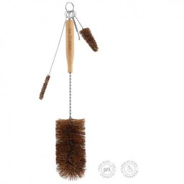 Klean Kanteen 4 Piece Bottle Brush Set