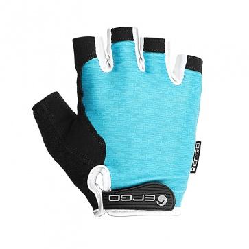 Ergo Flex Half Glove Aqua