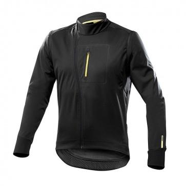 Mavic Ksyrium Elite Convertible Jacket Black