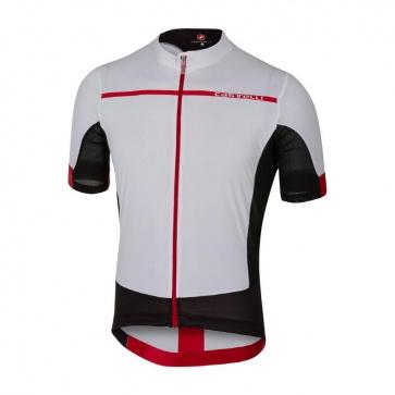 Castelli Forza Pro Jersey White