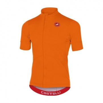 Castelli Imprevisto Nano Jersey Orange