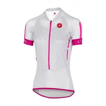 Castelli Women's Climber's Jersey White