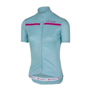 Castelli Women's Imprevisto Jersey Pale Blue