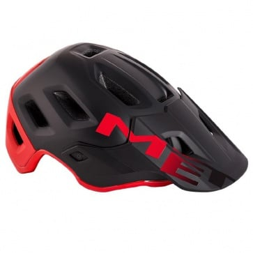 Met Roam Helmet Black/Red