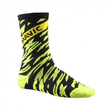 Mavic Deemax Pro High Sock Yellow