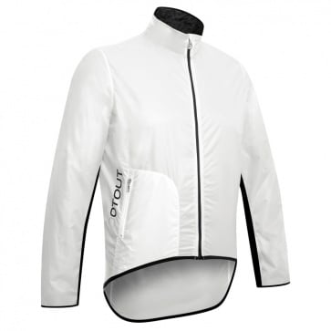 Dotout Tempo Pack Wind Jacket White