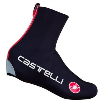 Castelli Diluvio C Shoe Cover Black