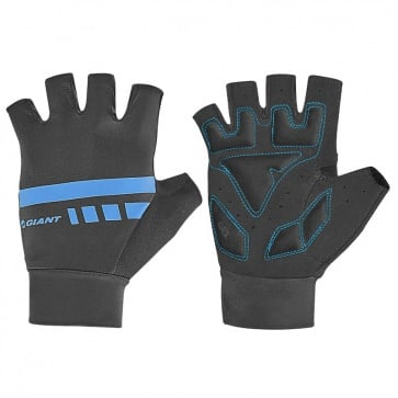 Giant New Podium Gel SF Gloves Half Finger Blue