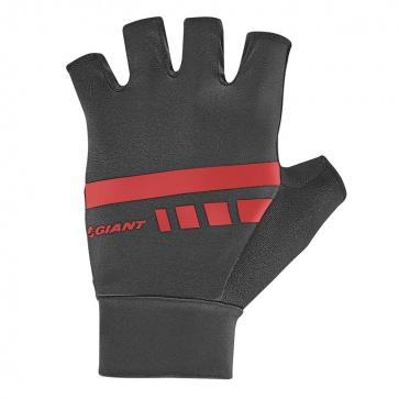 Giant New Podium Gel SF Gloves Half Finger Red