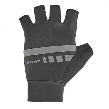 Giant New Podium Gel SF Gloves Half Finger Gray