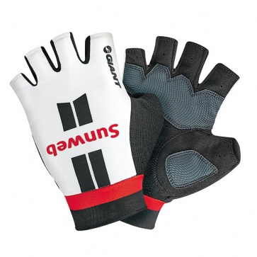 Giant Sunweb Team SF Gloves Half Finger
