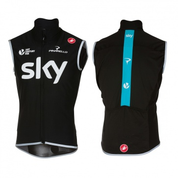 Castelli Perfetto Vest Team Sky