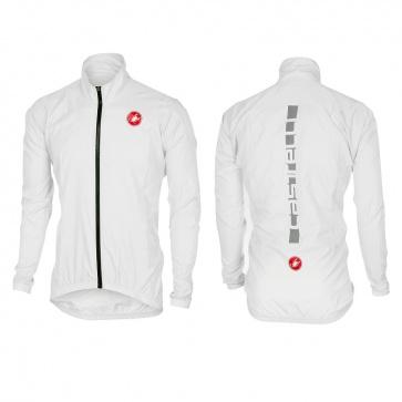 Castelli Squadra ER Jacket White