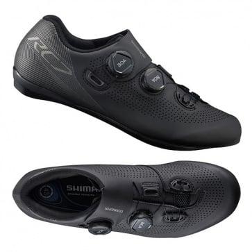 Shimano SH-RC7 Road Racing Shoe (Wide) Black