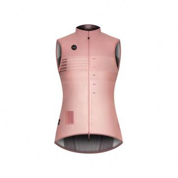 Gobik Plus Women Gilet Pale Pink