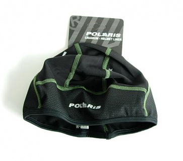 Polaris Cranium Bicycle Helmet Inner cap black green