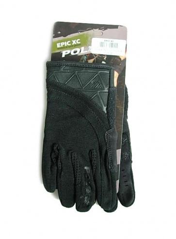 Polaris Epic XC winter cycling gloves black