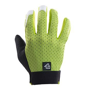RaceFace Stage Gloves Long Finger Lime