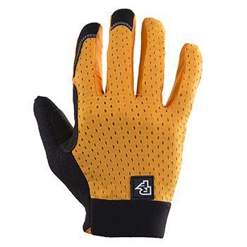 RaceFace Stage Gloves Long Finger Orange
