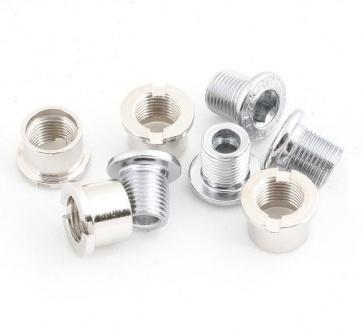 Raceface steel Chainring bolts 4 pcs 1 set