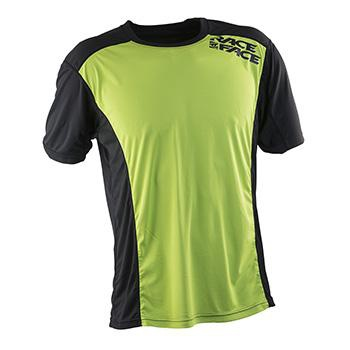 RaceFace Trigger Jersey SS Lime