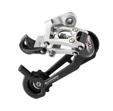SRAM X0 REAR DERAILLEUR 9-SPEED LONG CAGE SILVER