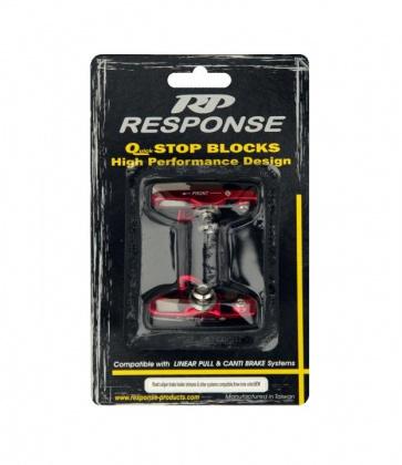 Response FBB-48 Road Bike Cartridge Brake Shoes Set