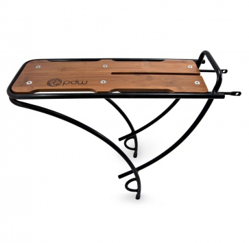 PDW PAYLOAD REAR RACK w/ BAMBOO DECK