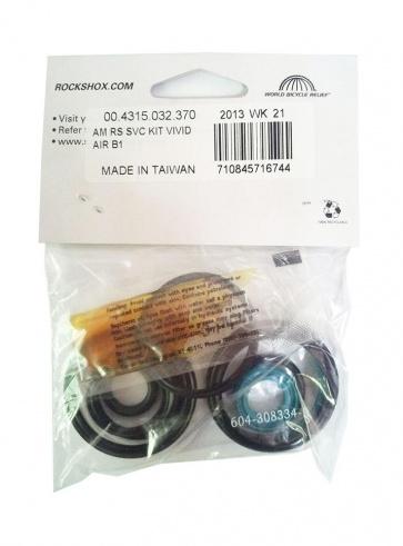 RockShox AM Rear Shock Service Kit Vivid Air B1