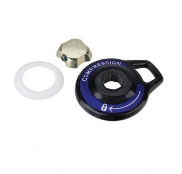 RockShox Comp Knob Floodgate Adjuster Knob Carbon M.C BlackBox