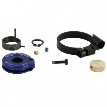 RockShox Judy Dart Tora Damper Knob Remote Spool Cable Clamp Turnkey Kit
