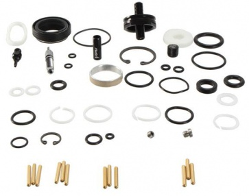 Rock Shox Reverb A2 seatpost service kit, full (with new barbs)